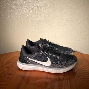 NIKE FREE RN DISTANCE Women's size 7 Running shoe